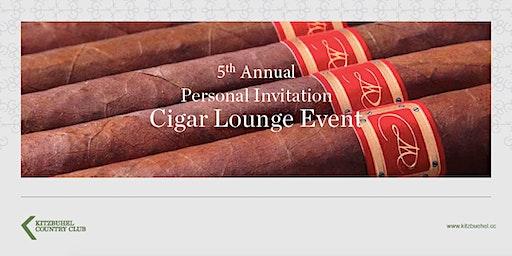 5th Annual Daniel Marshall Campfire  Cigar Event @ Kitzbuhel Country Club