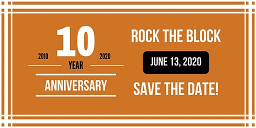 10th Anniversary Rock the Block