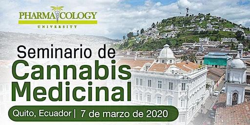 Seminario de Cannabis Medicinal Quito
