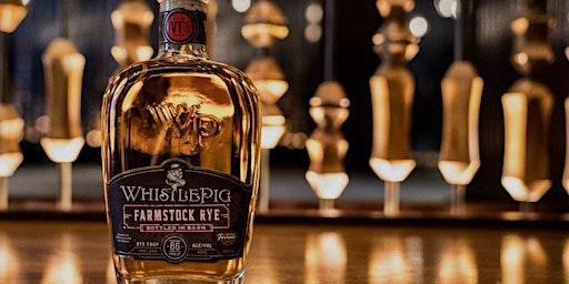 Whistle Pig Whiskey Dinner at Cannon + Belle