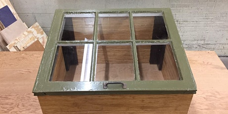 POSTPONED - Make a Cold Frame tickets