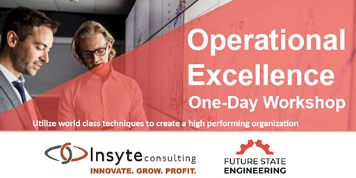 Operational Excellence Workshop for Manufacturers