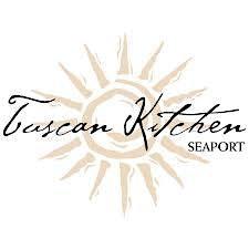 Tuscan Kitchen Seaport logo
