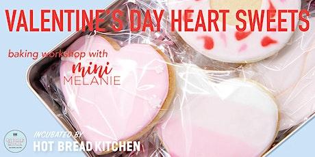 Valentine's Day Sweets Baking Workshop tickets