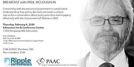 Spotlight on Alberta Politics tickets