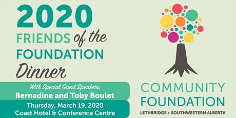 2020 Friends of the Foundation Dinner tickets