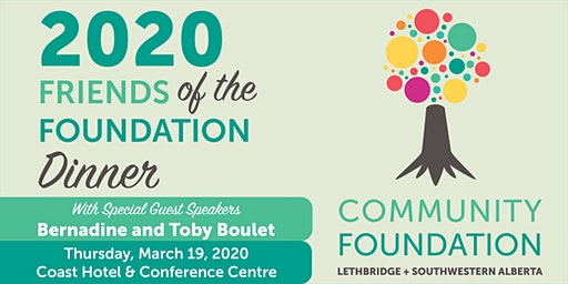 2020 Friends of the Foundation Dinner
