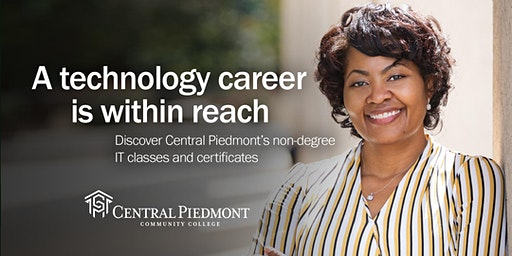 FREE LinkedIN Workshops exclusively for CPCC Computer Technology Institute Students