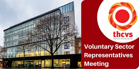 Voluntary Sector Representatives meeting tickets