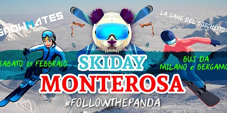 Skiday a MONTEROSA •skibus da Milano e Bergamo biglietti