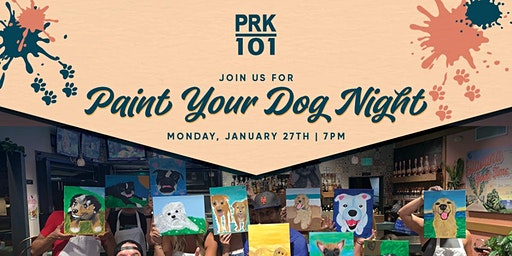 Paint Night at Park 101