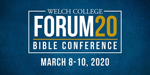 FORUM20 | Bible Conference