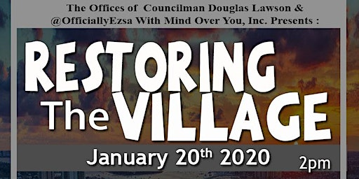 Restoring the Village : One Mind at a Time