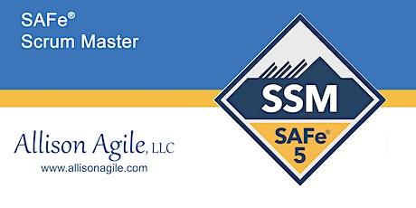GUARANTEED TO RUN SAFe 5.0 Scrum Master Certification - San Antonio, TX (May 29/30) tickets