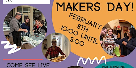 Meet the Makers Day! tickets
