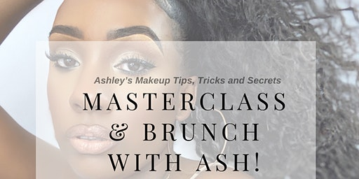 MasterClass and Brunch with Ash