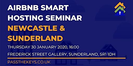 Airbnb Smart Hosting Seminar - Sunderland