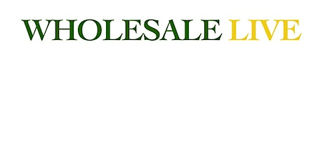 Wholesale Live tickets