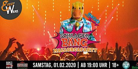 "Mallorcaparty ""SchlagerBÄNG"" mit Ingo ohne Flamingo Tickets"