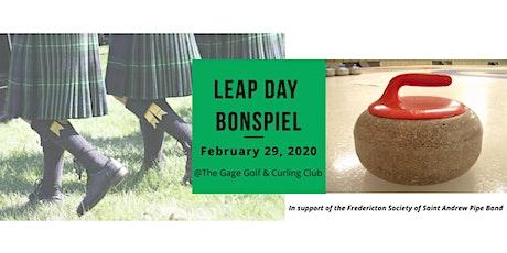 Leap Day Bonspiel tickets
