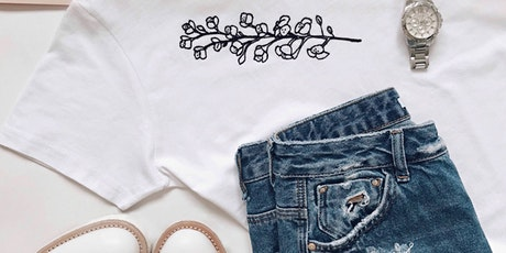T-Shirt and Denim Embroidery tickets
