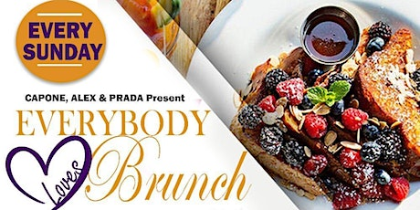 Everybody Loves Brunch tickets
