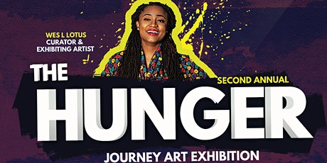 The Hunger Journey Second  Annual Art Exhibit 2020 tickets