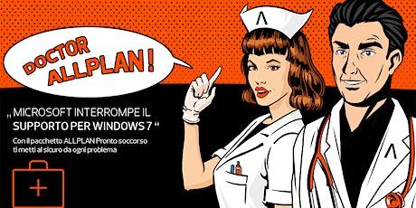 DOCTOR ALLPLAN! a Belluno biglietti