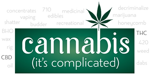 Cannabis (it's complicated) with Ben Cort