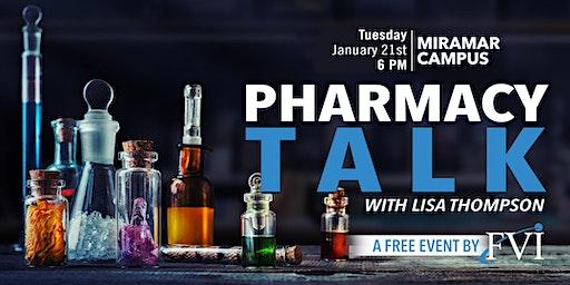 Pharmacy Talk with Lisa Thompson