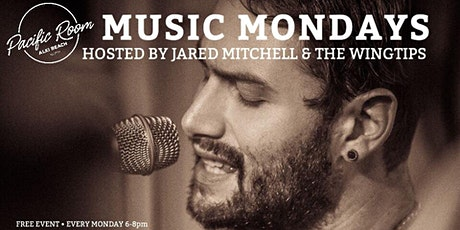 Free Music Monday hosted by Jared Mitchell & the Wingtips tickets