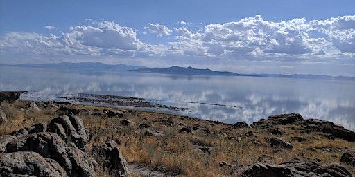 Great Salt Lake Loop at Antelope Island