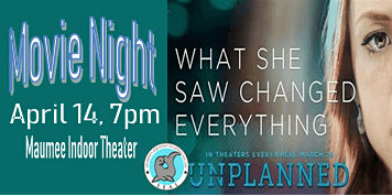 "SEAL Movie Night ""Unplanned"""