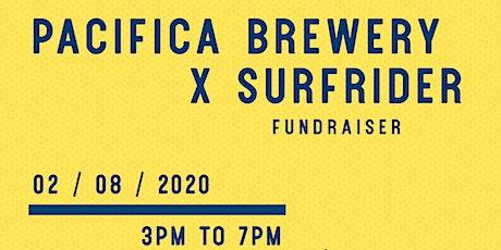 Pacifica Brewery x Surfrider Fundraiser tickets