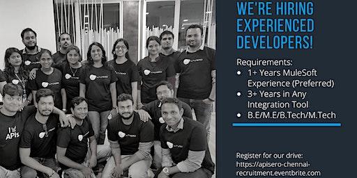 Chennai Recruitment Drive
