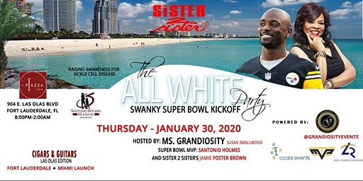 Swanky Superbowl Kick-off for Sister2Sister2.0 Ft. Lauderdale/Miami launc
