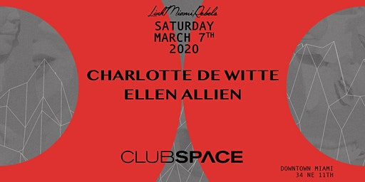 Charlotte De Witte + Ellen Allien