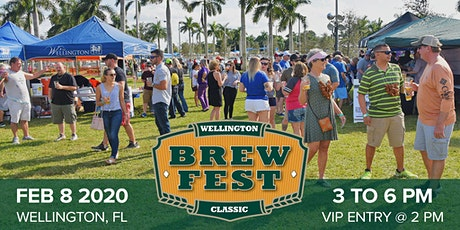 Wellington Classic Brew Fest 2020 tickets