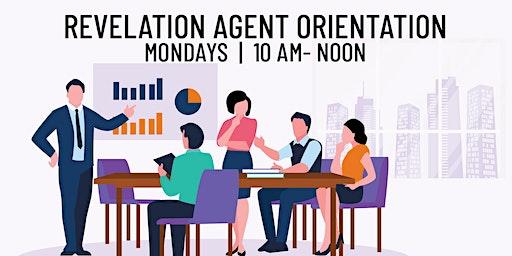 Revelation Agent Orientation