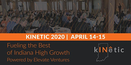 Kinetic 2020: Fueled by Elevate Ventures tickets