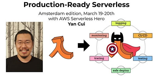Production-Ready Serverless (2 days, incl. VAT)
