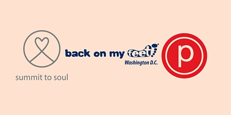 Pure Barre x STS: Pop Up Class to Benefit Back On My Feet DC tickets