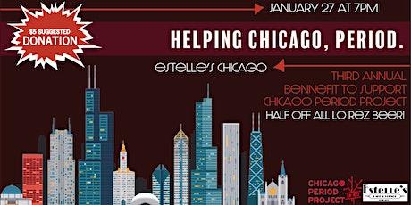 Helping Chicago, Period. tickets