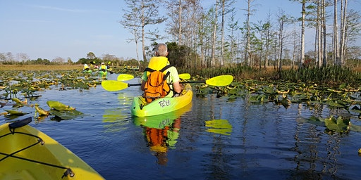 Pop Up Event-Morning Paddle on the Loxahatchee Blueway
