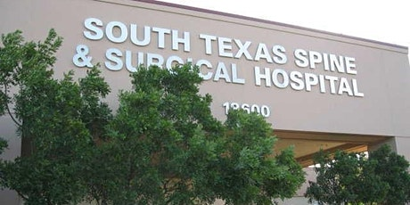South Texas Spine & Surgical Hospital   Joint Class tickets
