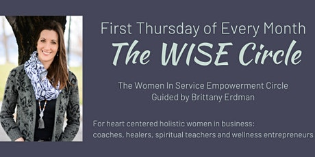 The WISE Circle - The Women In Service Empowerment Circle February 6, 2020 tickets