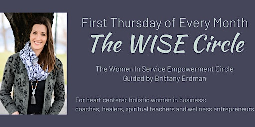 The WISE Circle - The Women In Service Empowerment Circle February 6, 2020
