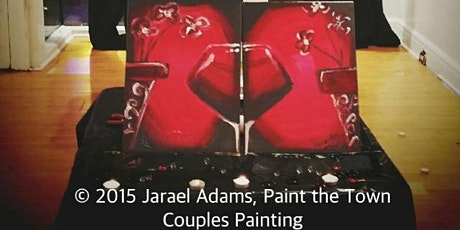 Open Class: Valentine's Day Couples Paint Party tickets