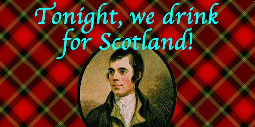Robbie Burns Supper with live music from Seamus Kennedy