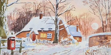Paint a Winter Landscape in Watercolor tickets